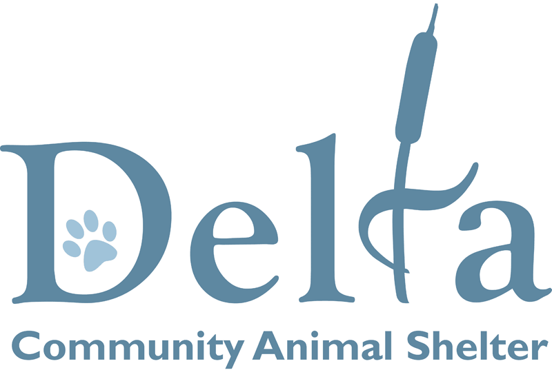 Delta Community Animal Shelter seal.