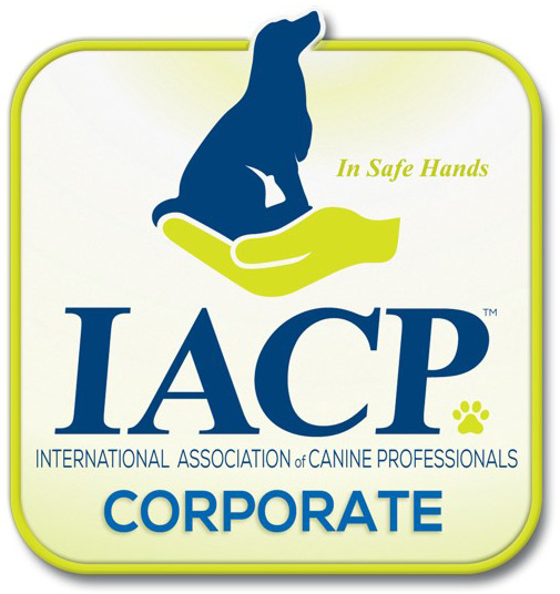International Association of Canine Professionals seal.